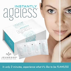 Jeunesse instantly ageless ingredients