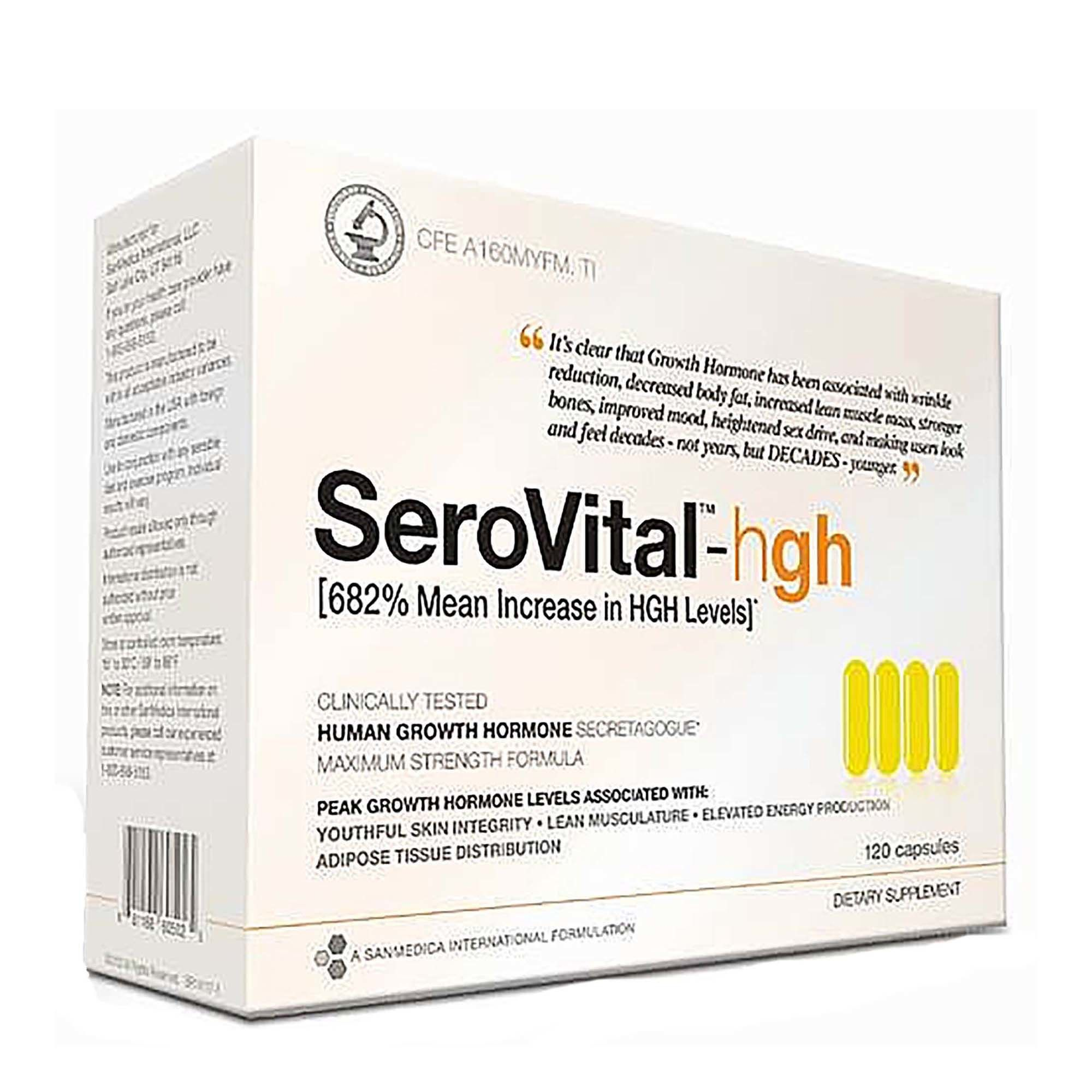 Serovital review: Is it the best amino acids based hgh