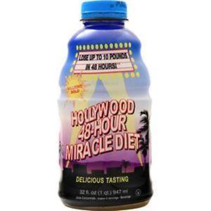 Hollywood 48 hr miracle diet reviews